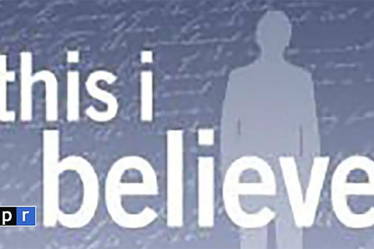 Belief – superpower for the common man